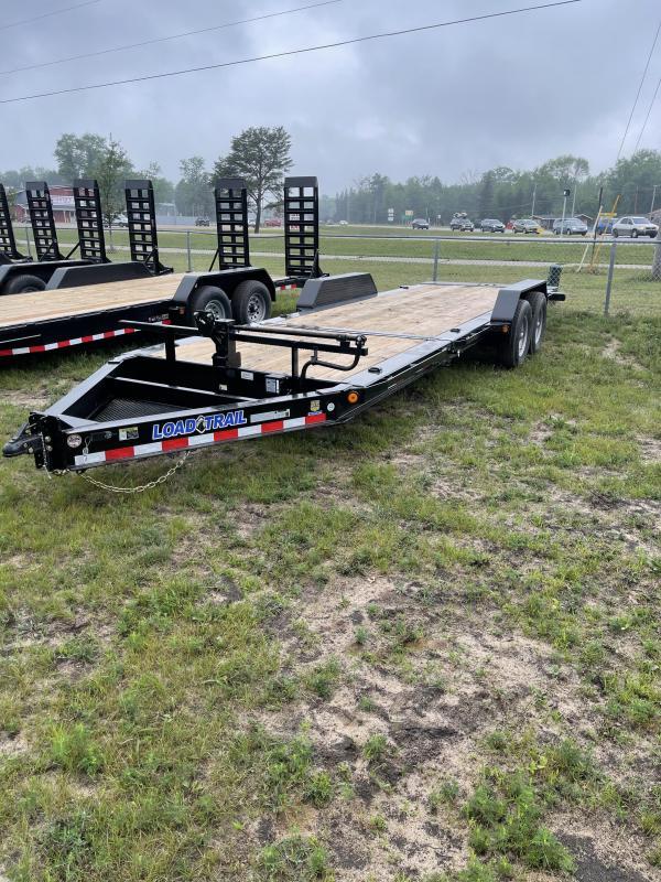 2021 Load Trail 83 x 20 Equipment Trailer