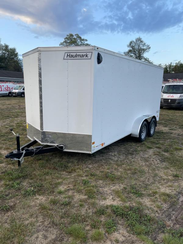 2022 Haulmark 7 x 16 Enclosed Cargo Trailer