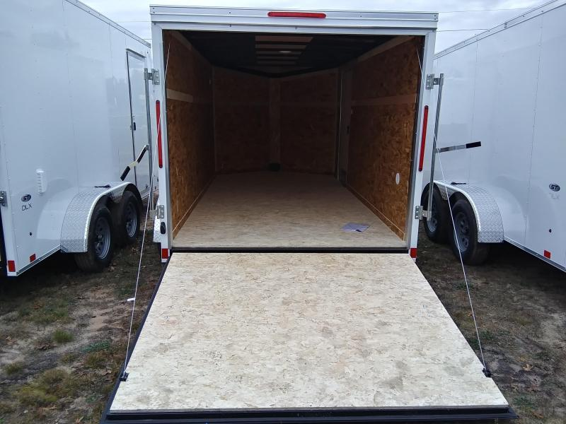 2021 Look Trailers 7 X 14 Enclosed Cargo Trailer