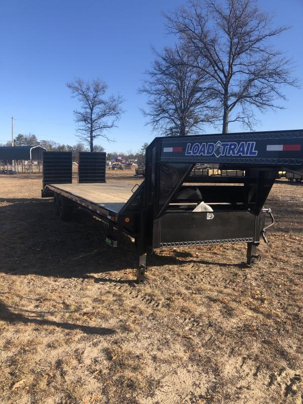 2021 Load Trail 102x30 14k Equipment Trailer