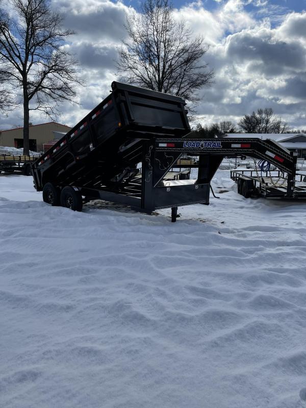 2021 Load Trail 83 x 14 Dump Trailer