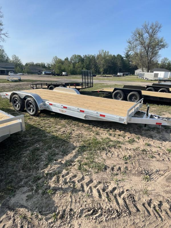 2021 H and H Trailer 83 x 20 Car / Racing Trailer