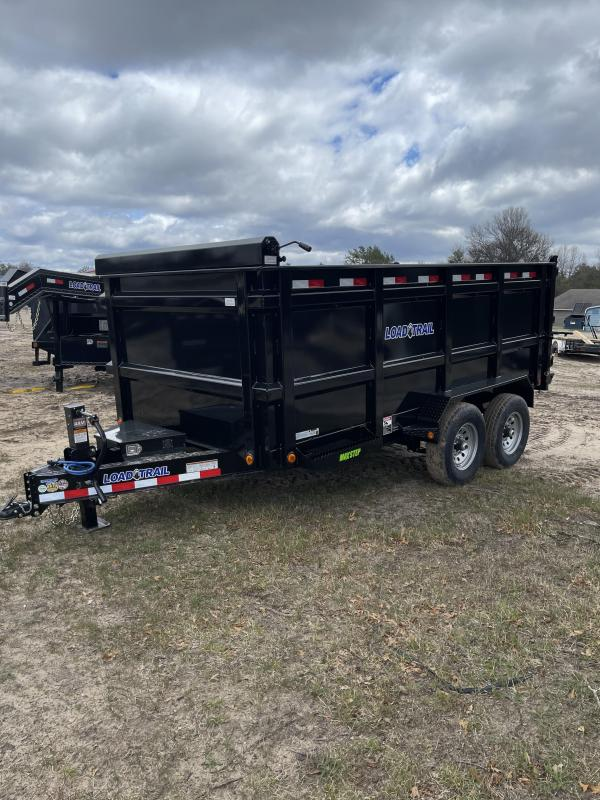 2021 Load Trail 83 x 14 Dump Trailer