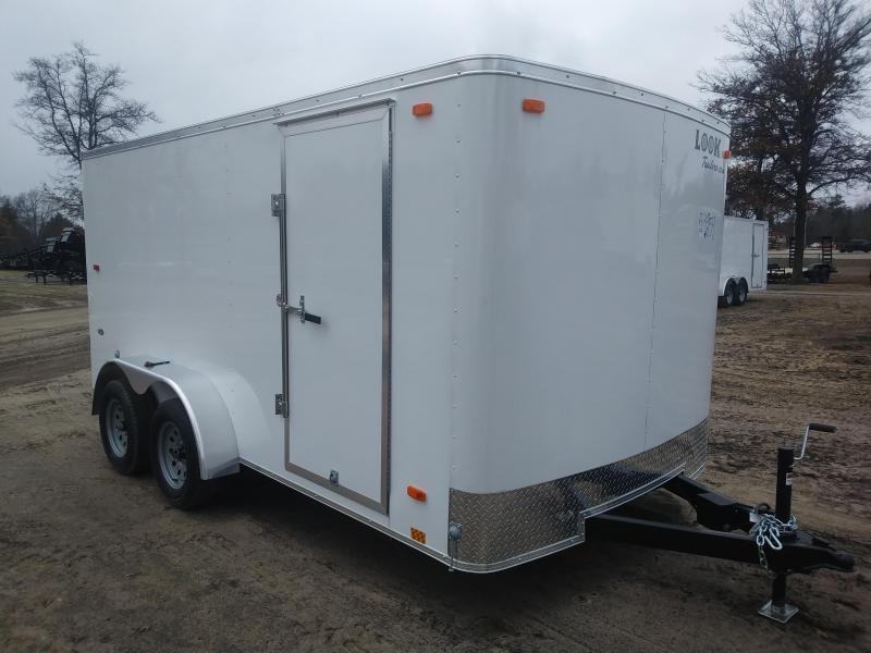 2021 Look Trailers ST 7 x 14 Cargo / Enclosed Trailer
