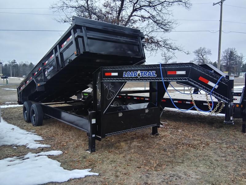 "2021 Load Trail 83"" X 20' 20K Dump Trailer"