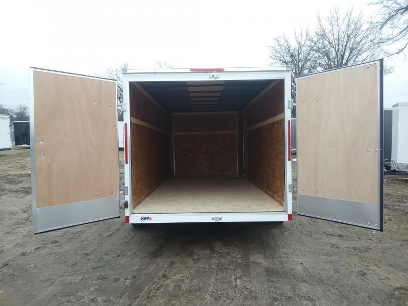 2021 Look Trailers STLC7X16TE2 Enclosed Cargo Trailer