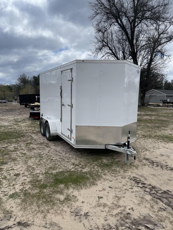 2021 RC Trailers 7 x 14 ramp Enclosed Cargo Trailer