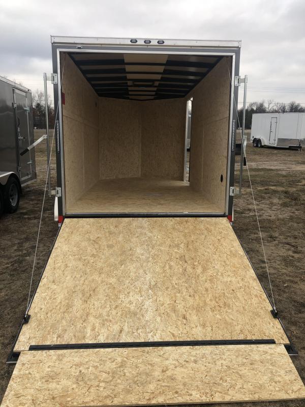 2021 Rhino Trailers 7x14 Enclosed Cargo Trailer