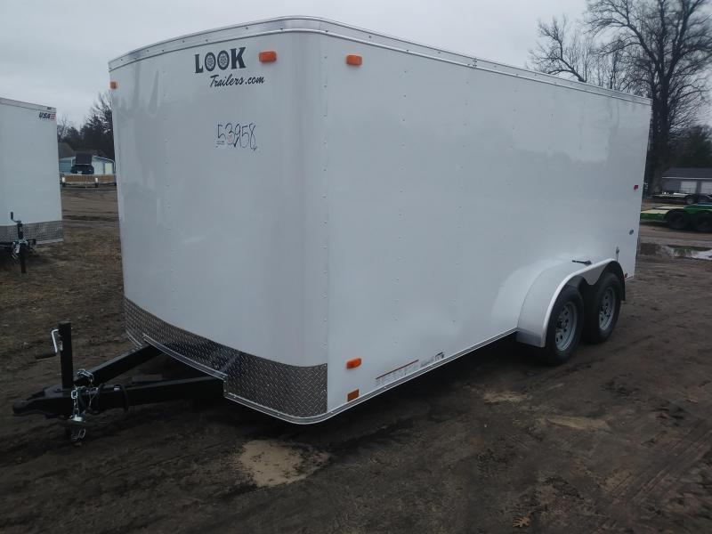 2021 Look Trailers STLC7X16TE2 Enclosed Cargo Trailer