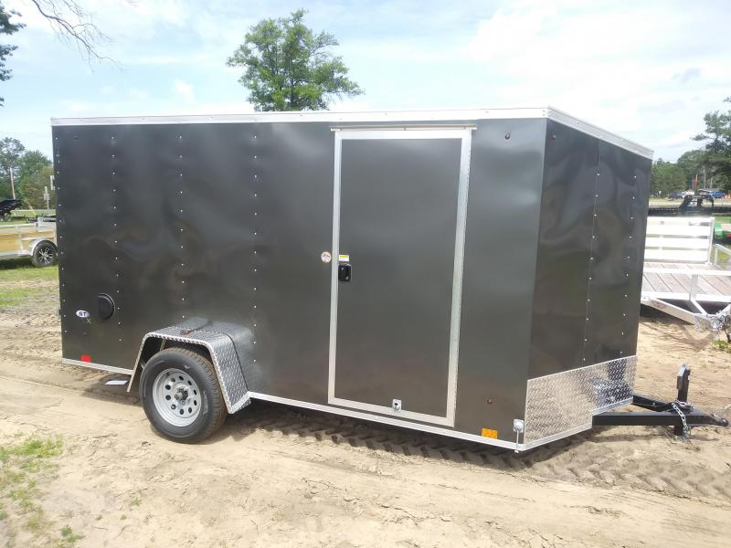 2021 Look Trailers 6X12 DLX Enclosed Cargo Trailer