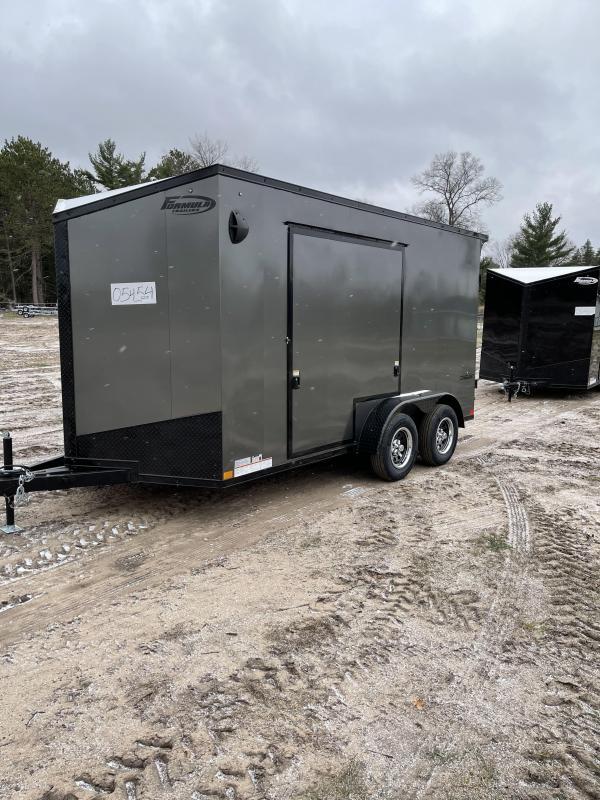 2021 Formula Trailers 7 x 14 ramp Enclosed Cargo Trailer