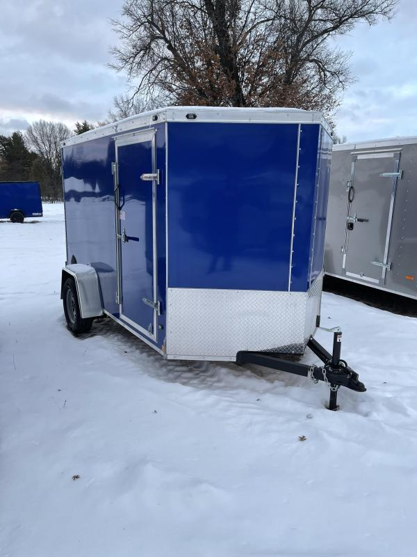 2021 Rhino Trailers 6 x 10 Enclosed Cargo Trailer