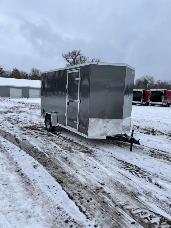2021 RC Trailers 6 x 14 Enclosed Cargo Trailer