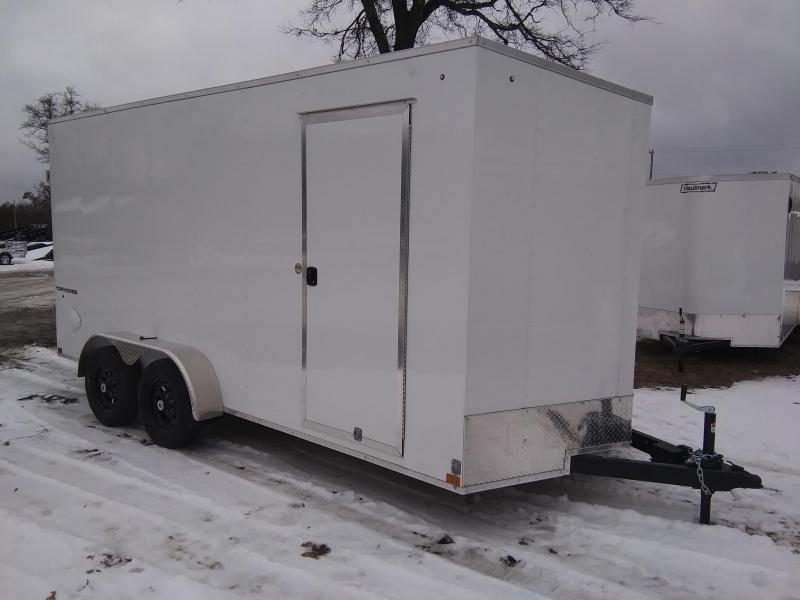 2021 Formula Trailers 7 X 16 Enclosed Cargo Trailer