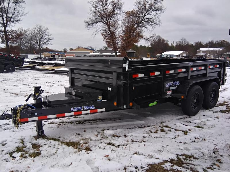 2021 Load Trail 83 x 14 14K Dump Trailer W/7 gauge floor