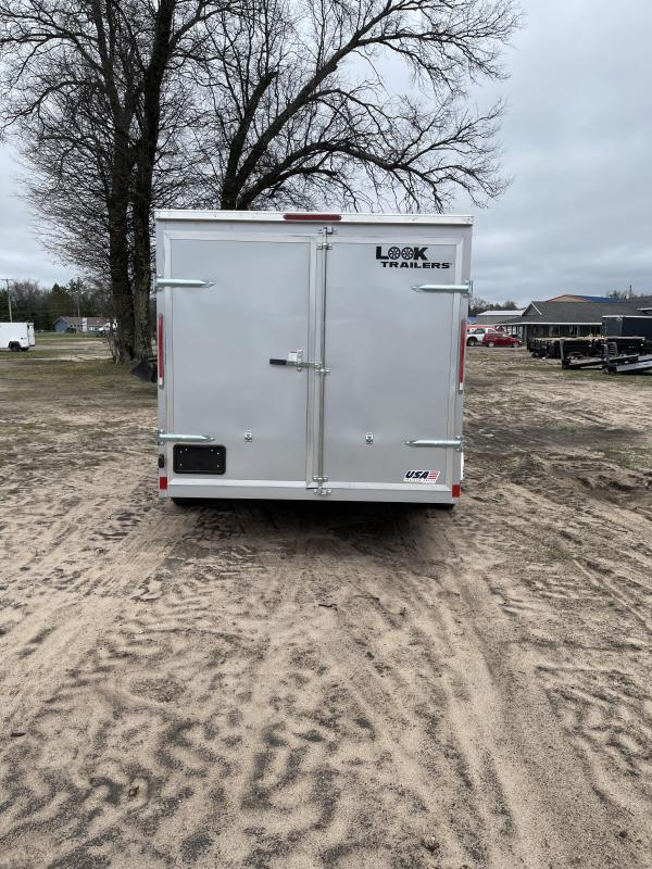 2022 Look Trailers 7 x 16 barn Enclosed Cargo Trailer