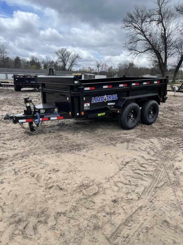 2021 Load Trail 6 x 12 Dump Trailer
