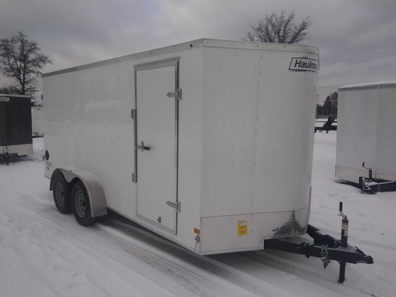 Haulmark 7x16 Enclosed Cargo Trailer