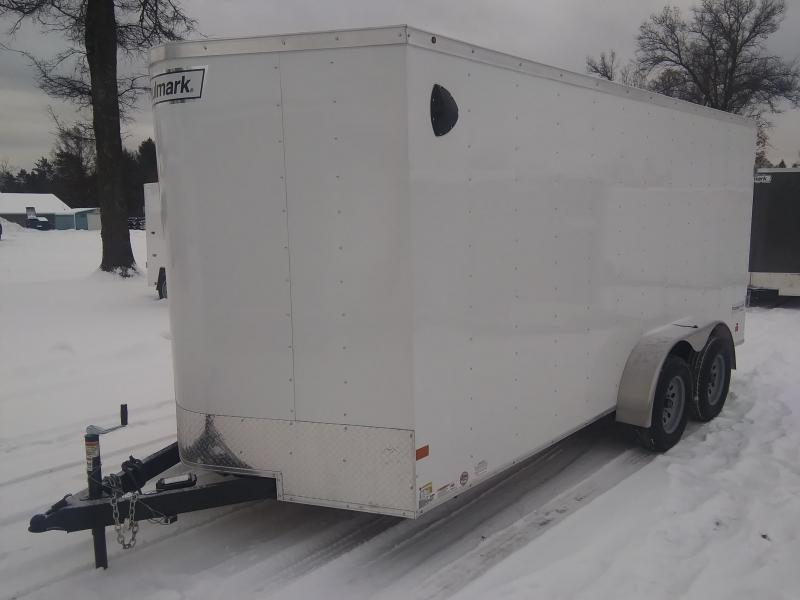 Haulmark 7x16 Enclosed Cargo Trailer