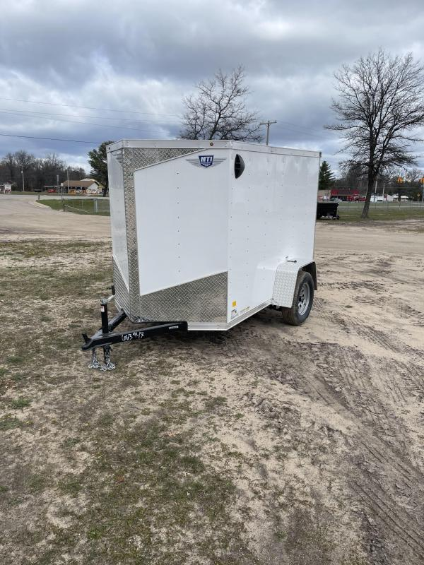 2021 RC Trailers 5 x 8 ramp Enclosed Cargo Trailer