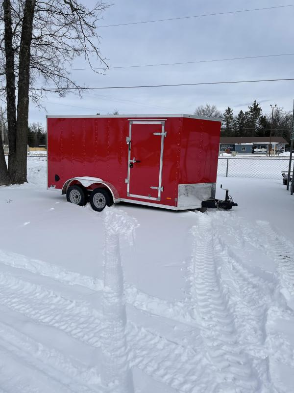2021 MTI Trailers 7 x 14 Enclosed Cargo Trailer