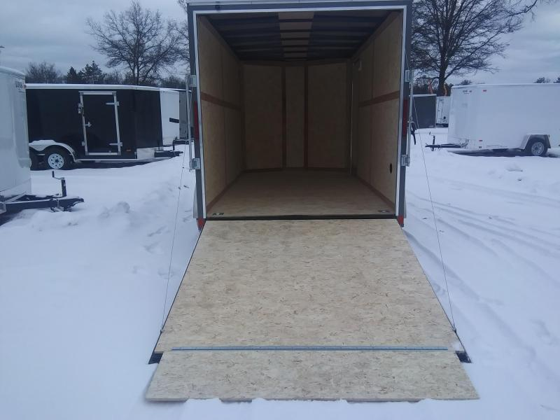 2021 Haulmark 7x14 Enclosed Cargo/ATV Trailer