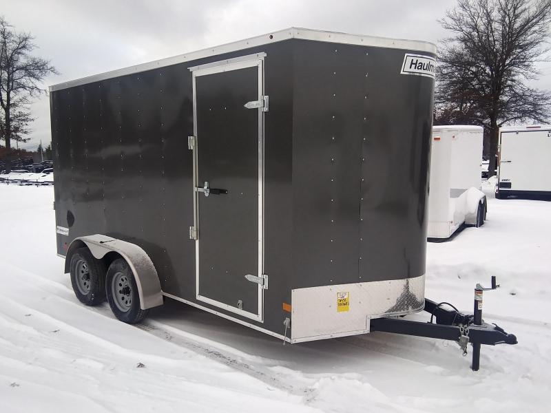 2021 Haulmark 7x14 Enclosed Cargo/ATV Trailer