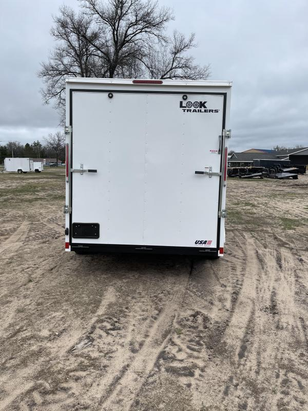 2022 Look Trailers 7 x 16 ramp Enclosed Cargo Trailer
