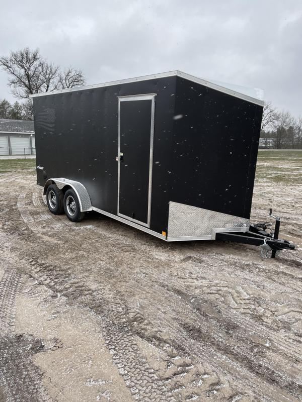 2021 Formula Trailers 7 x 16 ramp Enclosed Cargo Trailer