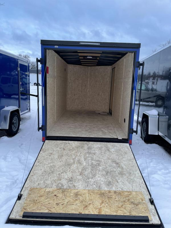2021 Rhino Trailers 6 x 12 Enclosed Cargo Trailer
