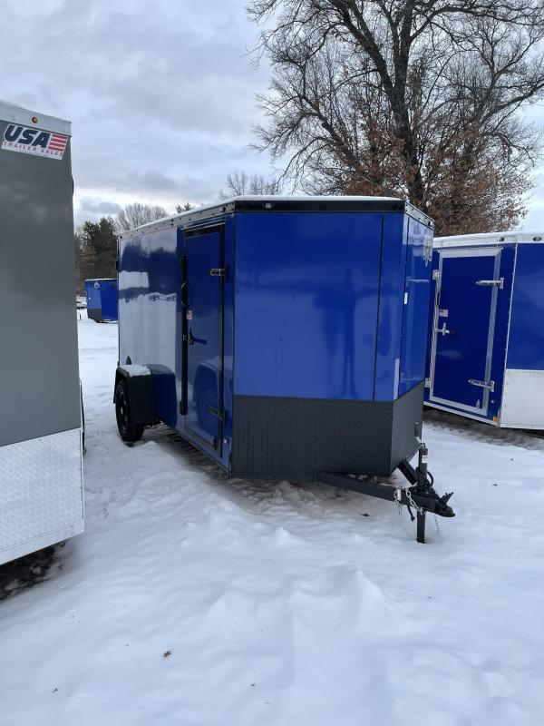 2021 Rhino Trailers 6 x 12 Enclosed Cargo Trailer