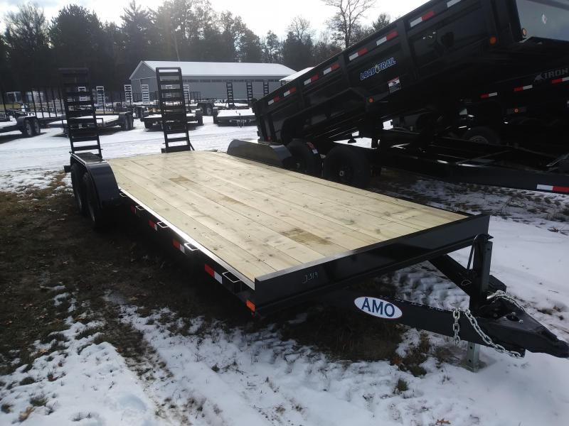 82 x 20 A.M.O Equipment Trailer TA3