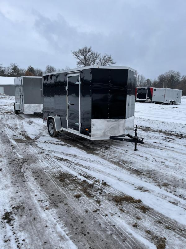 2021 RC Trailers 6 x 12 Enclosed Cargo Trailer