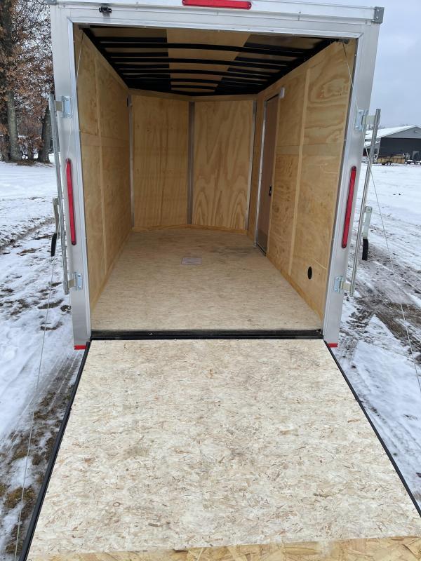 2021 RC Trailers 6 x 12 Enclosed Cargo Trailer