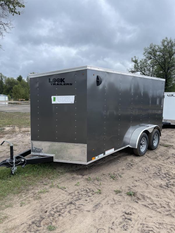 2022 Look Trailers 7 x 14 Enclosed Cargo Trailer