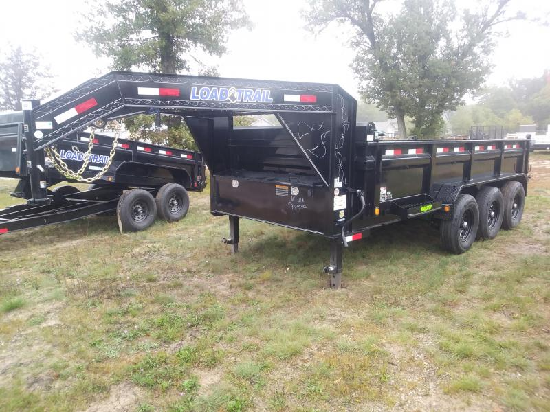 2021 Load Trail GD21 83 x 16 Dump Trailer