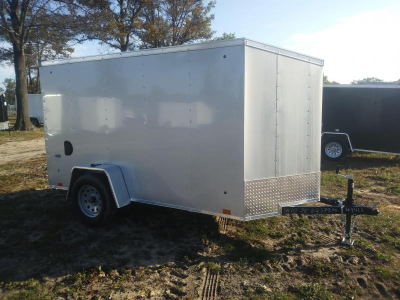2021 Look Trailers 5X10 Enclosed Cargo Trailer