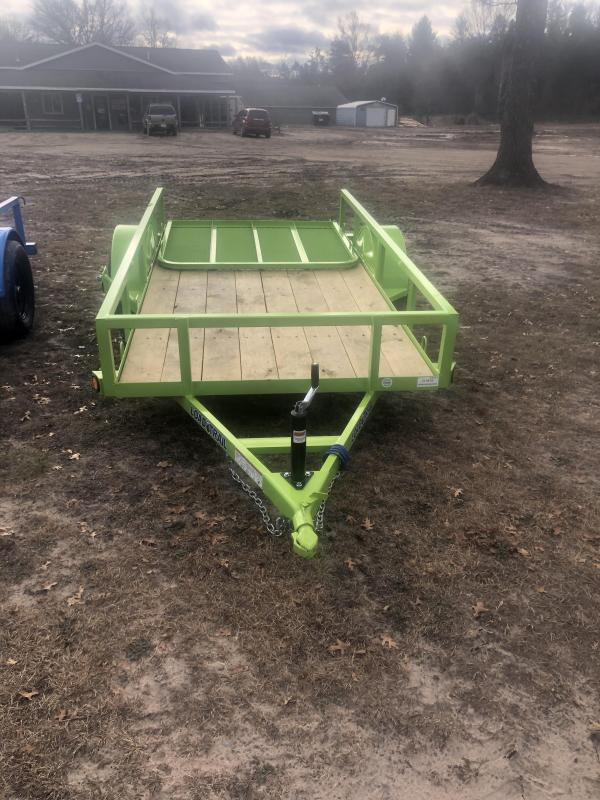 2021 Load Trail 5x10 landscape Utility Trailer