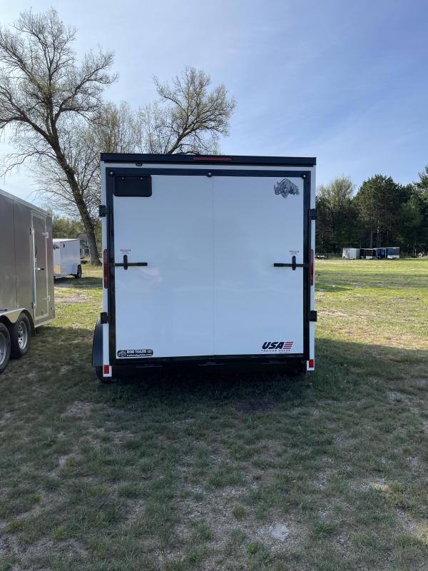 2021 Rhino Trailers 7 x 14 Enclosed Cargo Trailer