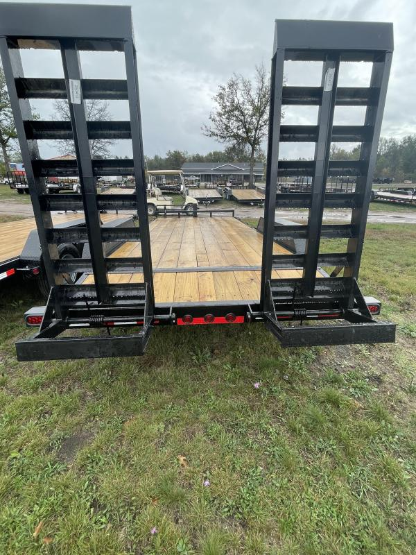 2022 Load Trail 83 x 20 Equipment Trailer