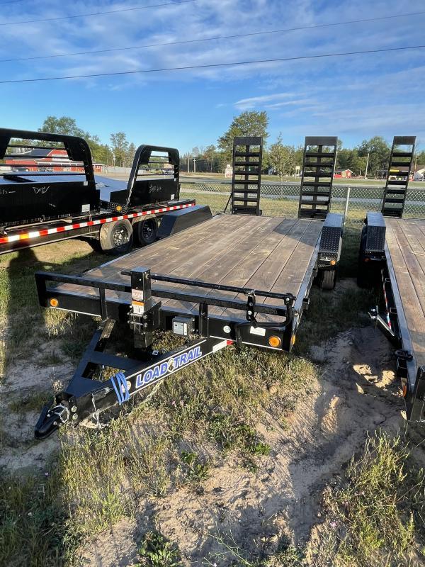 2022 Load Trail 83 x 16 Equipment Trailer