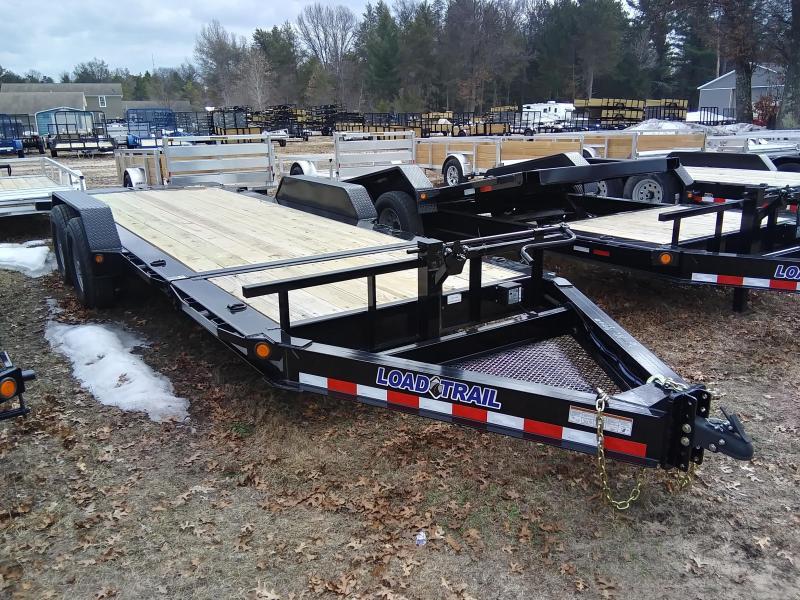 2019 Load Trail 20' 14K Tilt Deck Equipment Trailer
