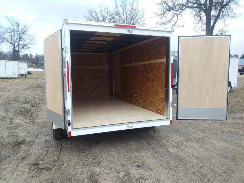 2021 Look Trailers ST 7x14 Cargo / Enclosed Trailer
