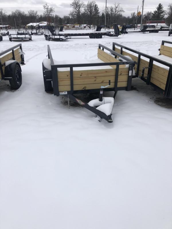 2021 H and H Trailer 5x8 Utility Trailer