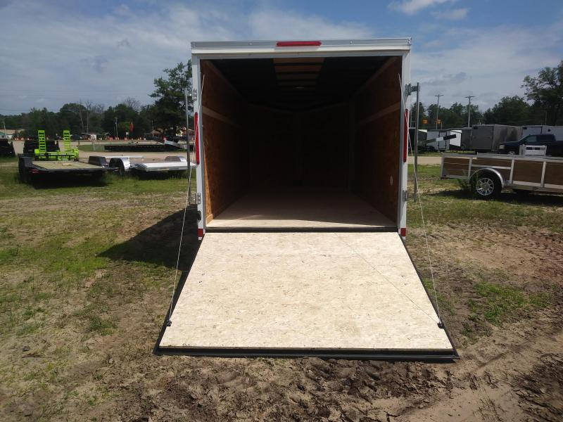 2021 Look Trailers 7X16 DLX Enclosed Cargo Trailer