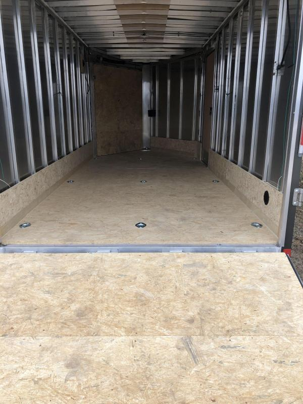 2021 Look Trailers 7x19 Snowmobile Trailer