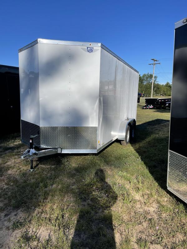 2022 RC Trailers 7 x 16 Enclosed Cargo Trailer