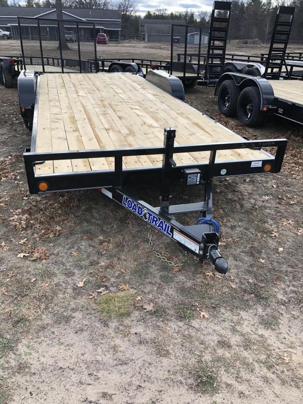 2021 Load Trail 20 foot car hauler Car / Racing Trailer