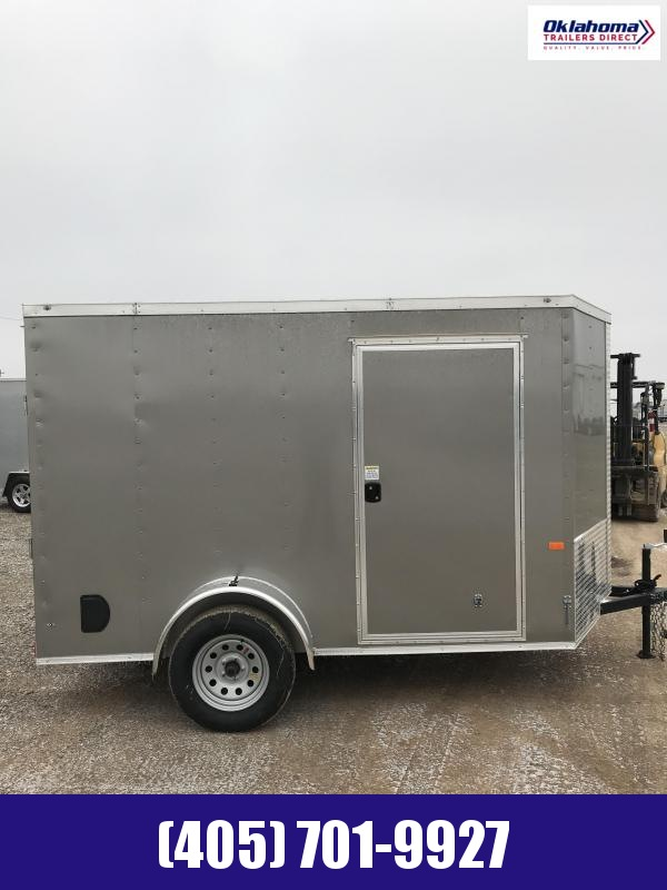2021 Rock Solid Cargo 6 x 10 SA Enclosed Cargo Trailer