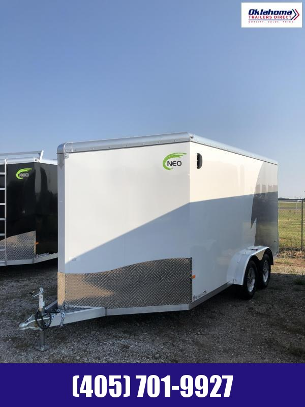 2021 NEO Trailers 7.5' X 14' Enclosed Cargo Trailer